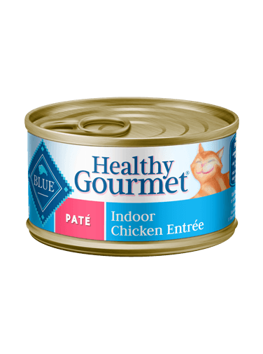Blue Buffalo Healthy Gourmet Pate Chicken Entree Canned Cat Food Turkey Chicken Dry Cat Food