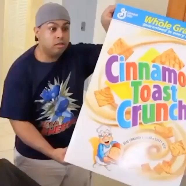 Cinnamon Toast Crunch is prolly the best cereal  Cinnamon Toast Crunch is prolly the best cereal #cinnamontoastcrunch Cinnamon Toast Crunch is prolly the best cereal  Cinnamon Toast Crunch is prolly the best cereal #cinnamontoastcrunch