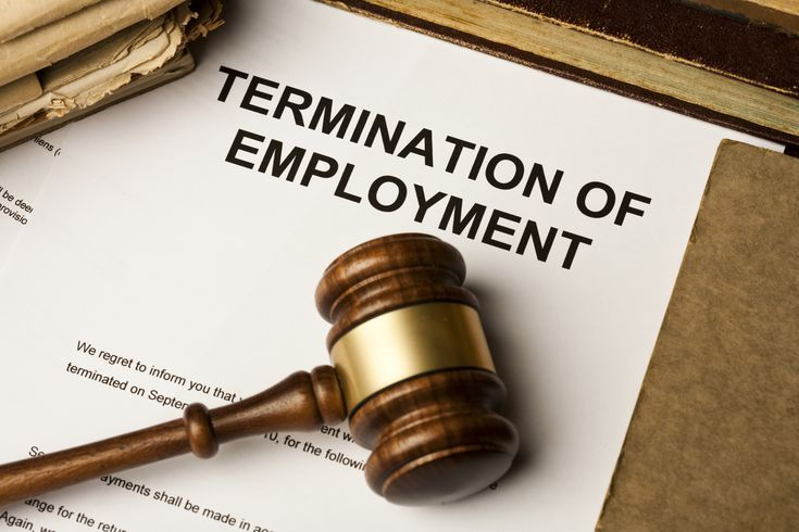 What Does It Mean To Be Terminated From Employment Law Lawyer