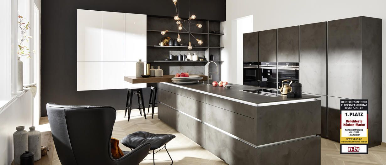 Nolte Kitchens Stylish Designer Kitchens nolte-kitchens