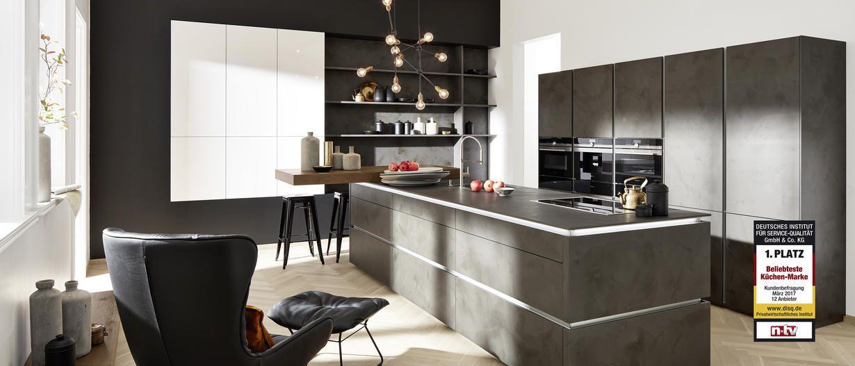 Nolte Kitchens Stylish Designer Kitchens nolte-kitchens - nolte küchen bilder