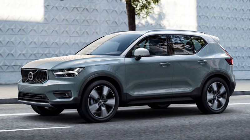 What Will Volvo S Xc40 Flat Rate Pricing Cost Here S A Clue Volvo Araba Direksiyon