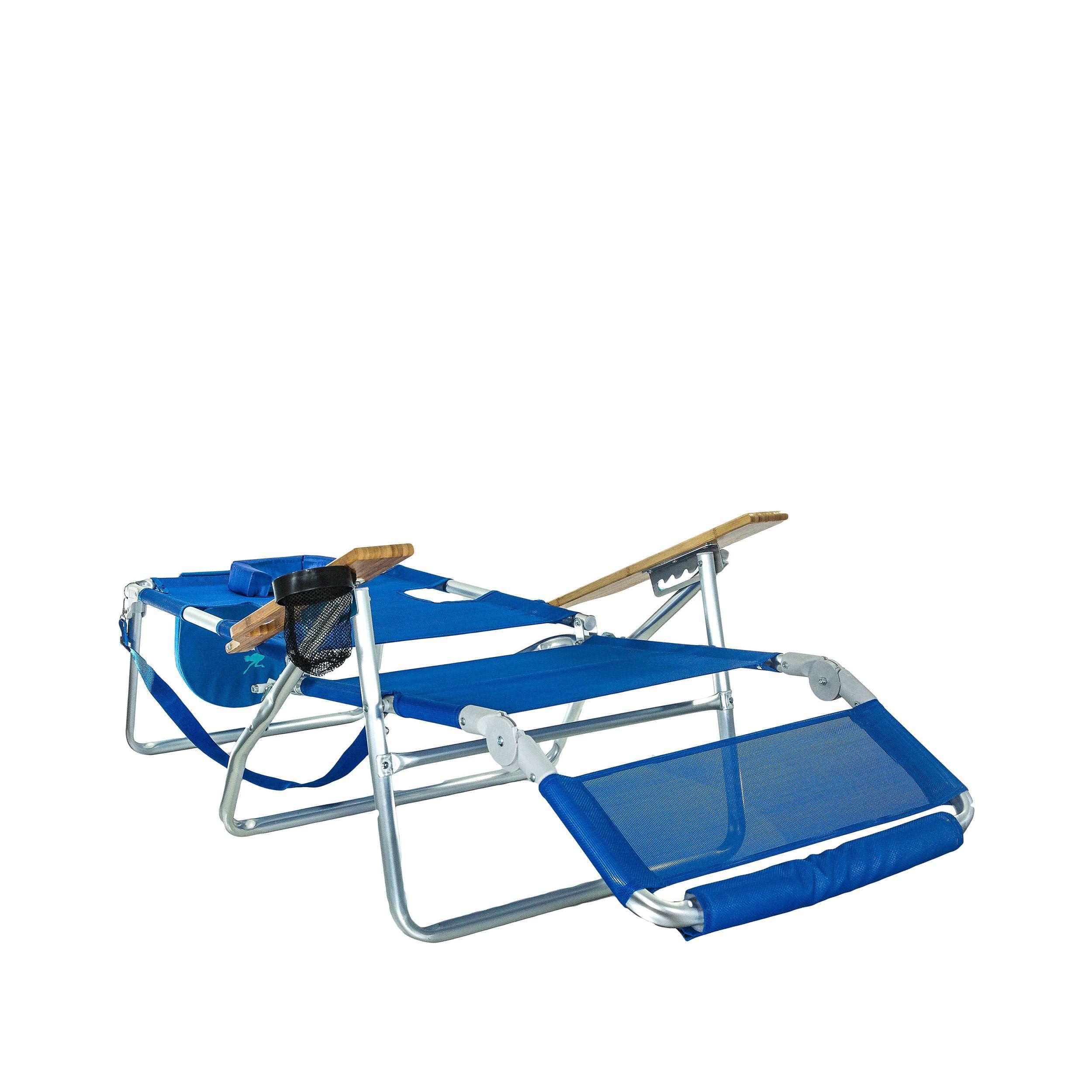 Ostrich 3N1 Beach Chair Beach chairs, Blue chair