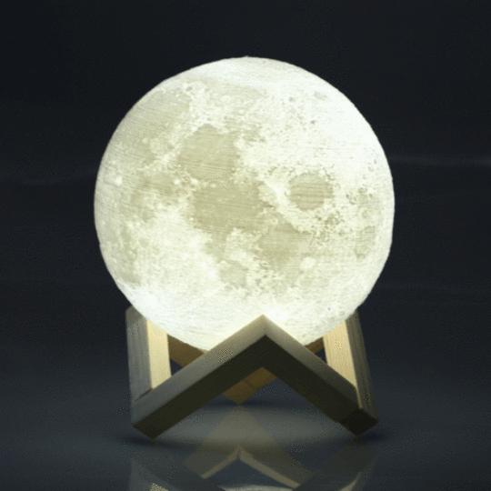 Hast Du Immer Davon Getraumt Den Mond Mal Zu Beruhren Oder Ihn Zu Besteigen Naja Den Echten Mond Liefern Wir Dir Nicht Aber Das Mond Lampe Lampen Nachtlicht