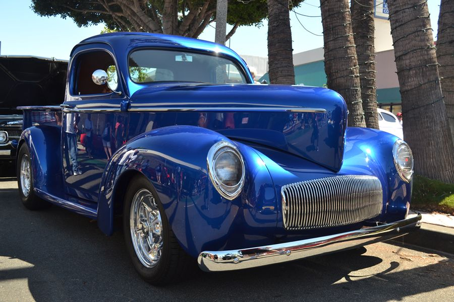 The Last Few Pics From The Belmont Shore Car Show