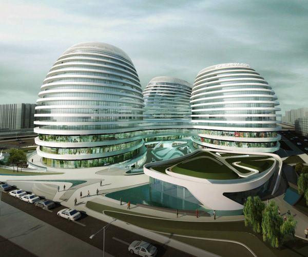 Zaha Hadid: Changing The Chinese Skyline