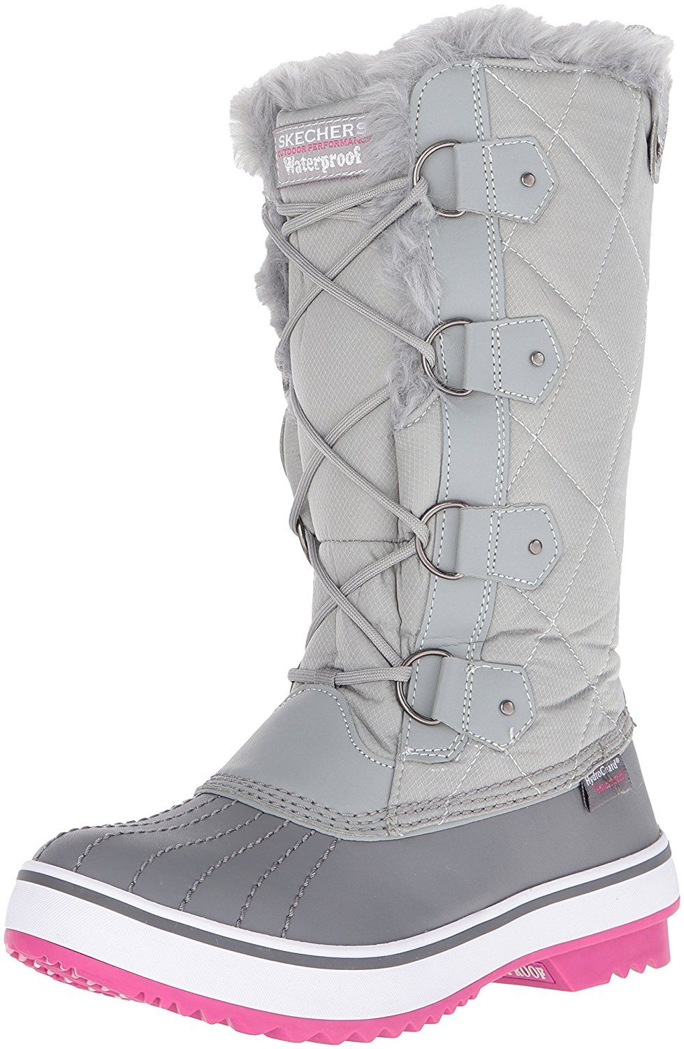 new authentic limited guantity many styles Skechers Women's Highlanders-Tall Quilt Snow Boot -- Tried ...