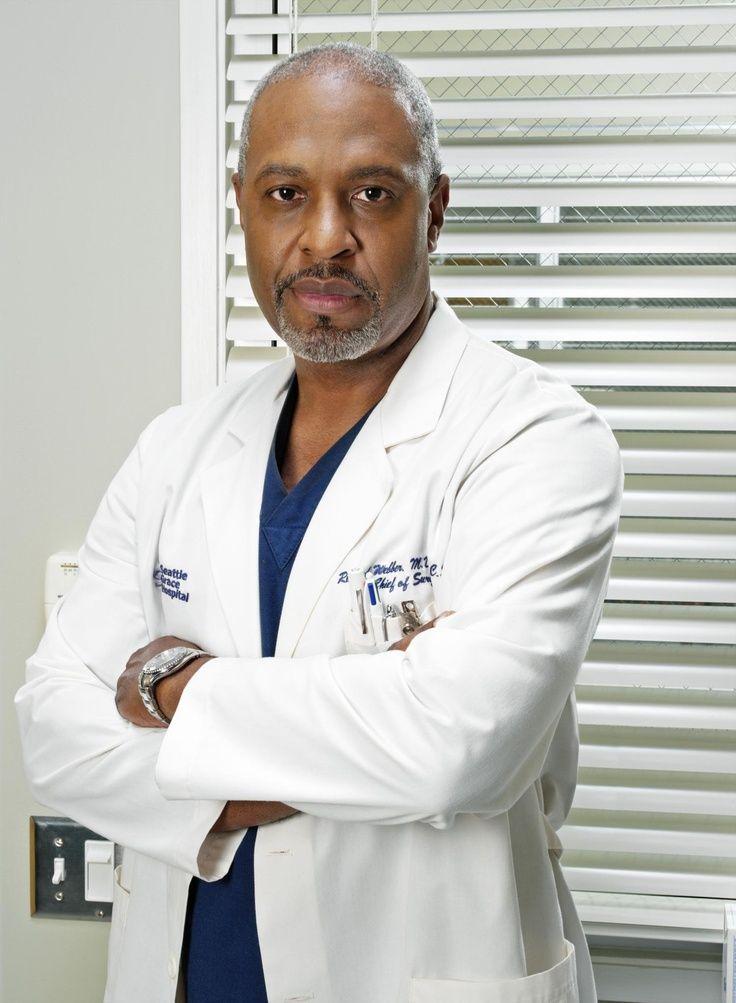 Dr. Richard Weber. | All things Grey\'s Anatomy! | Pinterest