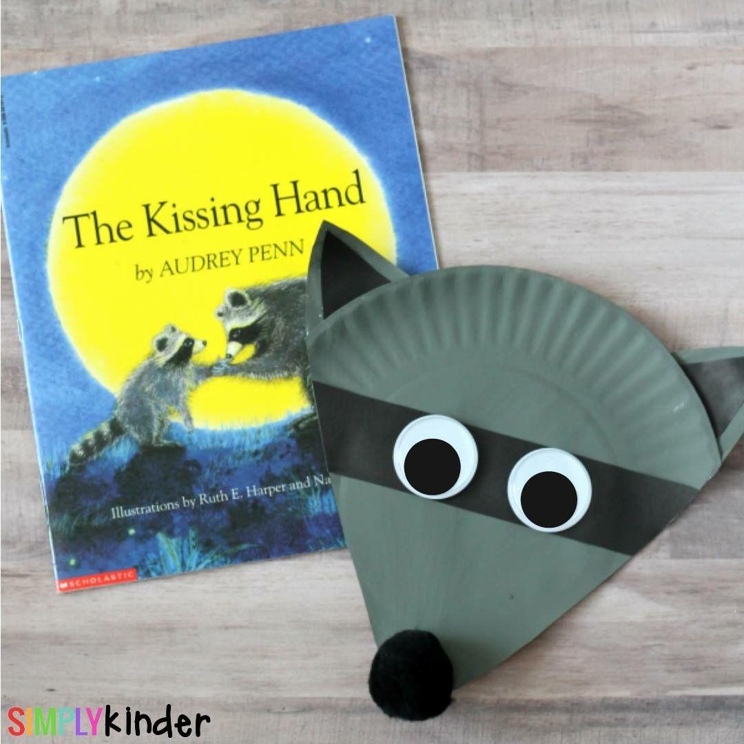 The Kissing Hand Art Activity