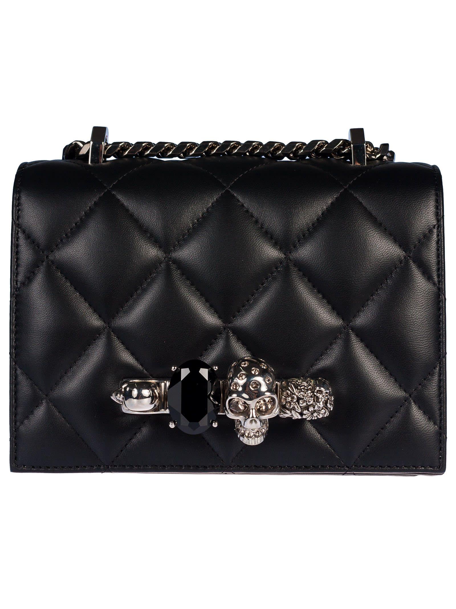 Small Jew Shoulder Bag from Alexander McQueen