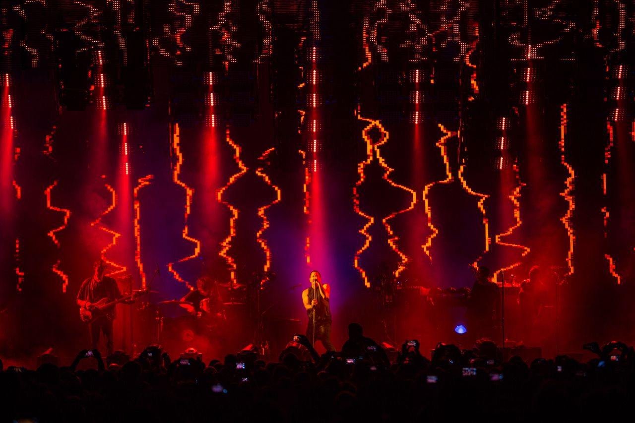 Nine Inch Nails live: Tension 2013. On tour now. View more photos on ...
