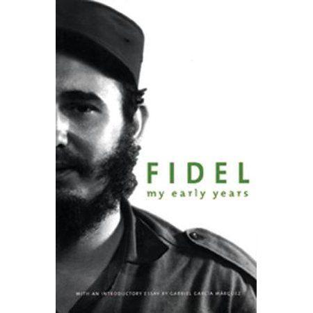 Fidel My Early Years - Walmart.com