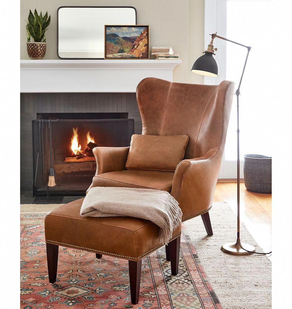 Pin on Wingback Chair