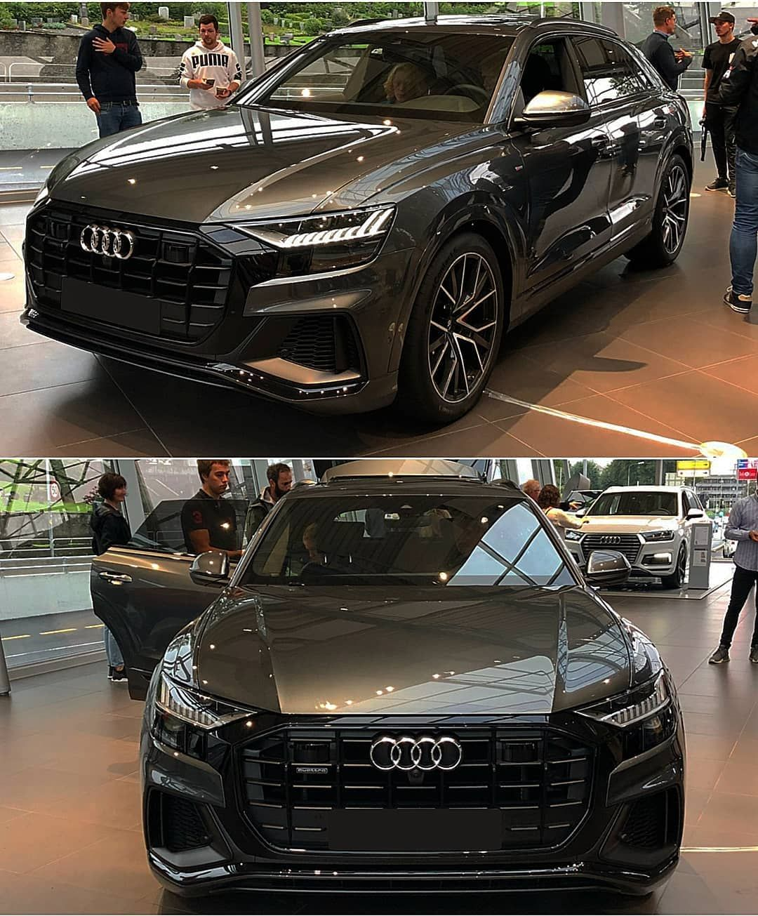 Big Daddy Ready Q8 Audi Lovers Q8 Nation Audi Audiq8 Audilove Carlove Suv Au Audi Suv Cars Luxury Suv