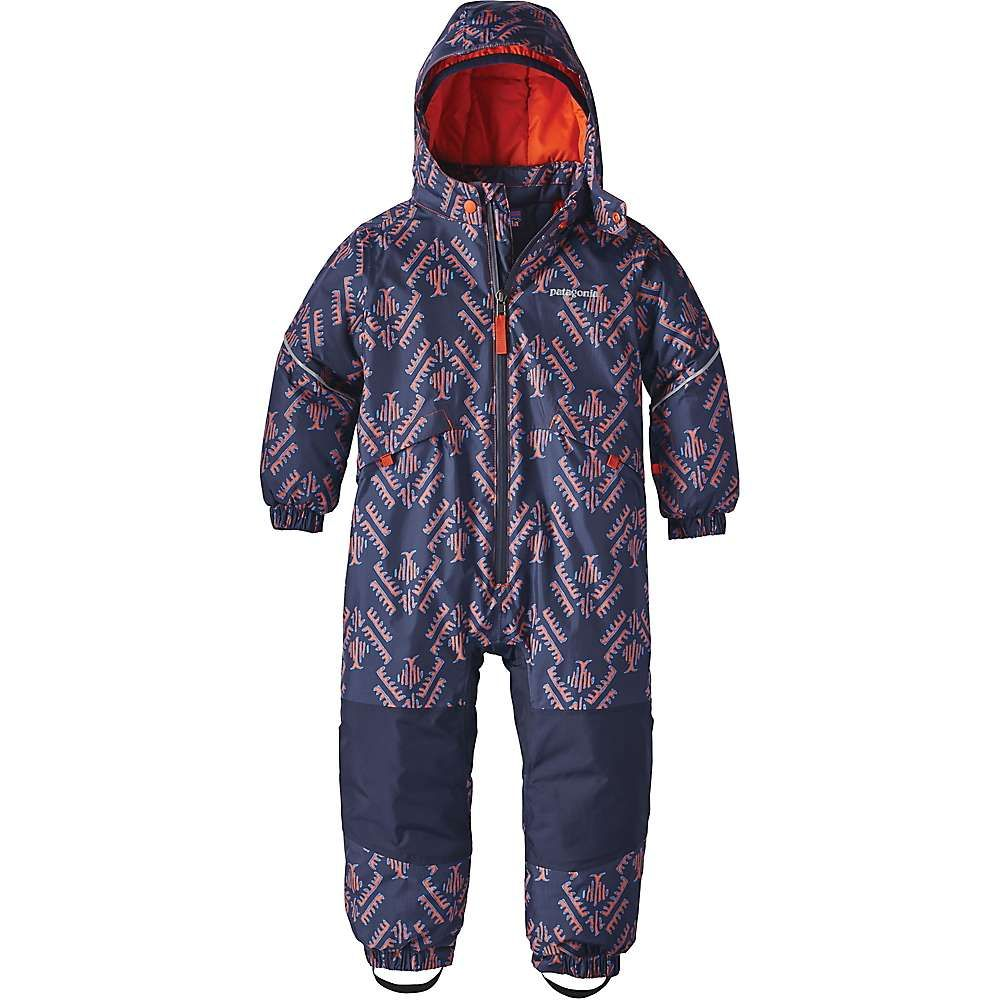 fd63f0309 Patagonia Baby Snow Pile One-Piece