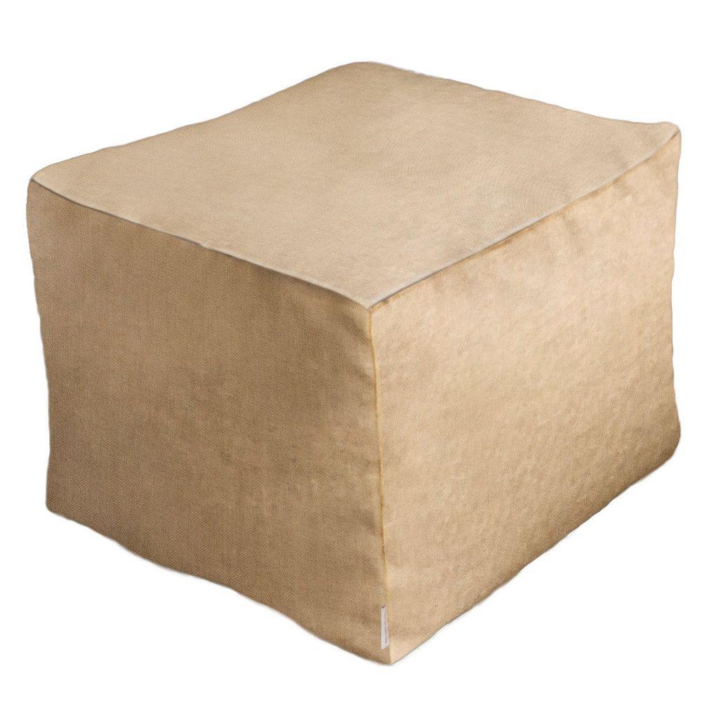Cool Core Covers Sunbrella Outdoor Indoor Pouf Ottoman Reviews Machost Co Dining Chair Design Ideas Machostcouk