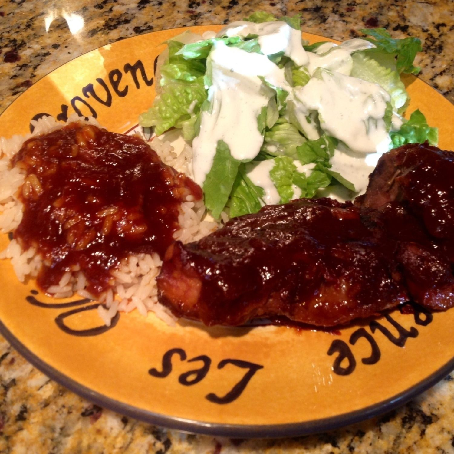 Recipe For Beef Country Style Ribs: Oven Barbecued Country Style Boneless Ribs