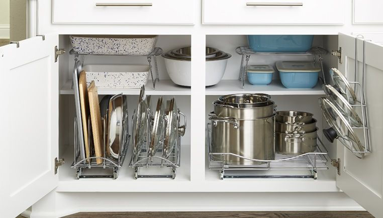 How To Organize Your Kitchen Cabinets Step By Step Project