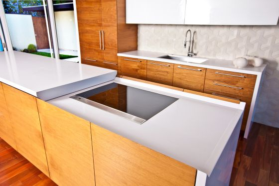 Check Out This Remote Controlled Sliding Countertop From Bradco Kitchens