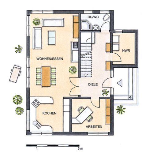 Digitaler Musterhauspark Traumhäuser fürs Sofa Haus