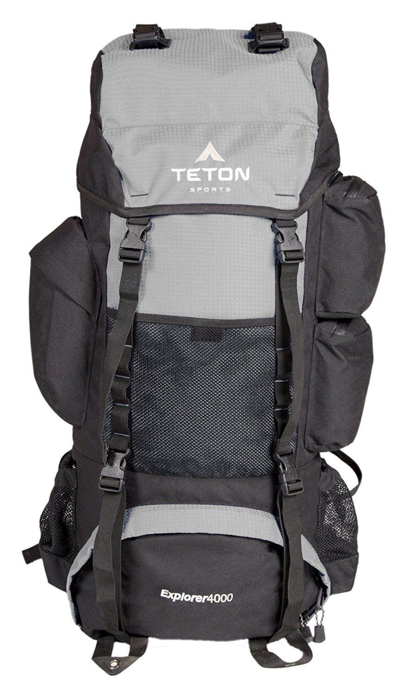 Amazon.com   TETON Sports Explorer 4000 Internal Frame Backpack  Great  Backpacking Gear  2bd69bef2b9cc