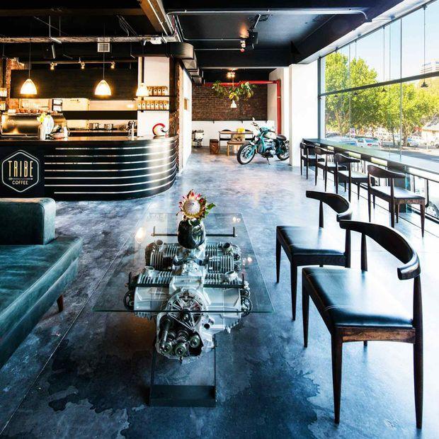 Tribe Coffee + BMW Motorrad South Africa