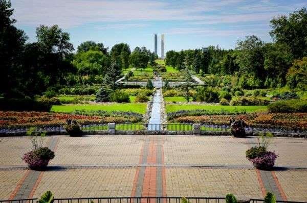 North Dakota: International Peace Garden - Duane Strand/Flickr