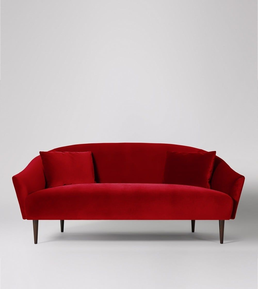 Holloway Two Seater Sofa Swoon With Images Sofa Seater Sofa 2 Seater Sofa