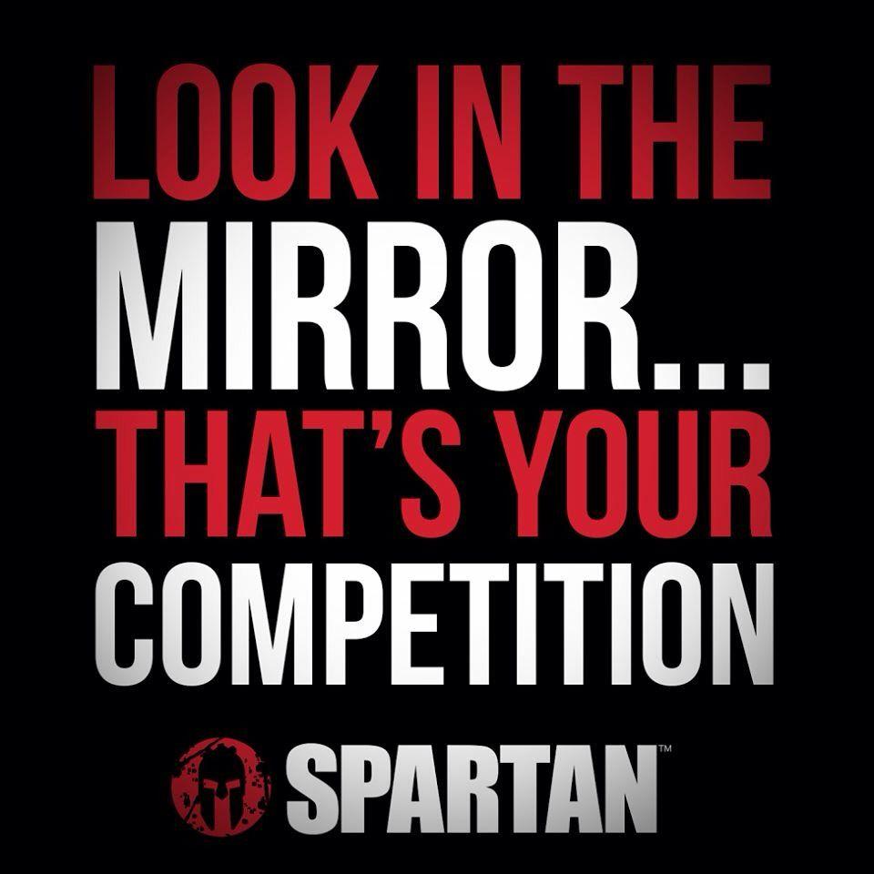 SR quote | Spartan Race Quotes | Spartan race, Spartan race