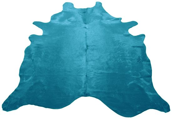 I Don T Know Why But This Blue Cowhide Eals To Me Navy Pico Cow Hide Hides Of Distinction Temple Webster
