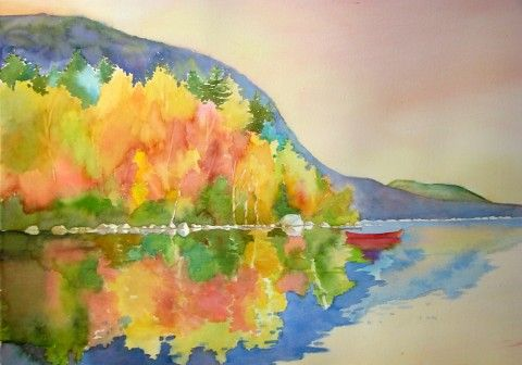 Evelyn Dunphy Watercolor Watercolour Inspiration Portland Art