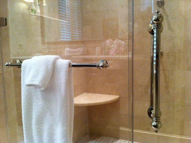 Towel Bar For Gl Shower Door