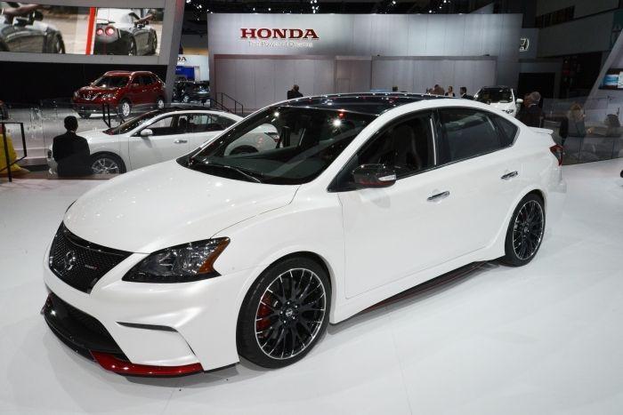 2015 Nissan Sentra Nismo