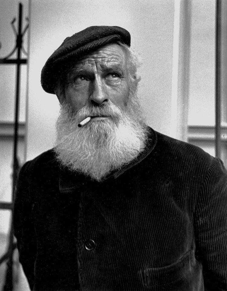 Fred Stein Парижский рыбак