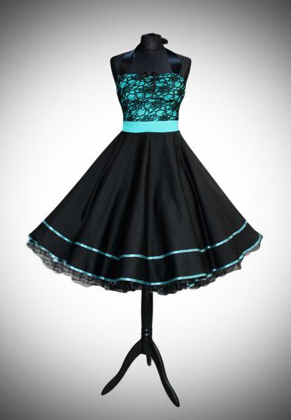 Petticoatkleider - Wow zuckersüsses Petticoatkleid ...