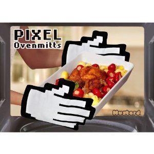 """Ofenhandschuhe """"Pixel"""""""
