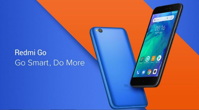 Xiaomi Redmi Go India Launch Tomorrow Livestream Specifications And Expected Price Technology News The Indian Express Xiaomi Smartphone Price Android One