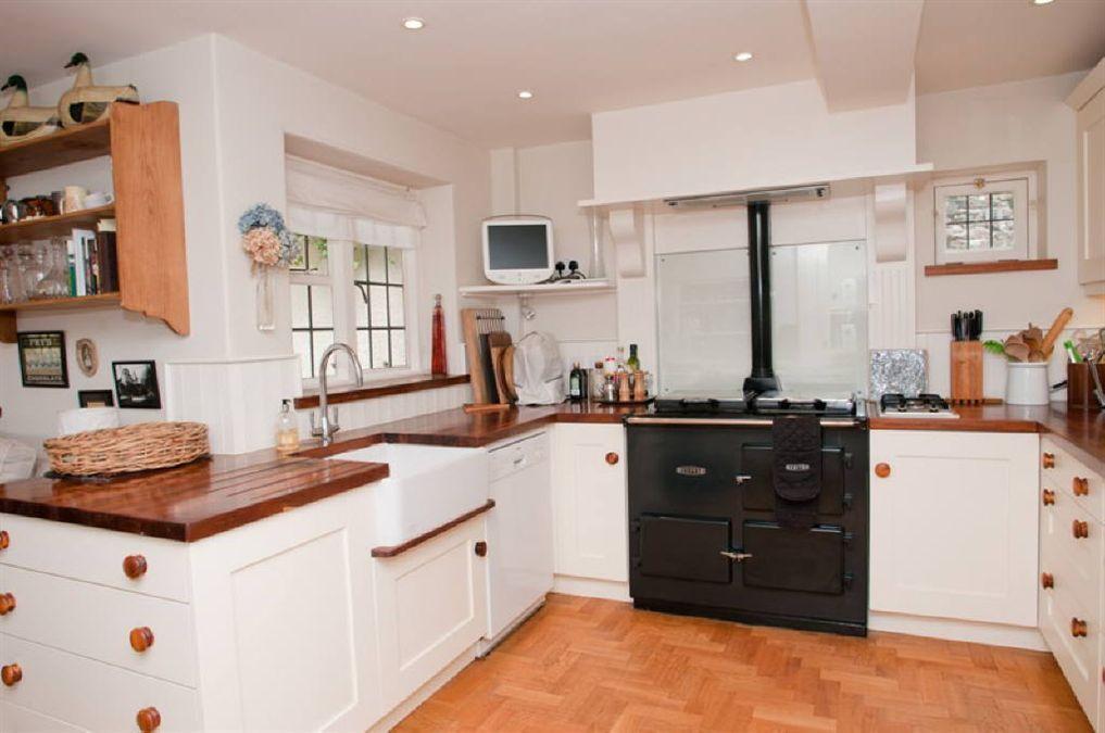 White Kitchen Units Black Worktop perfect white kitchen units wood worktop for remodeling to inspiration