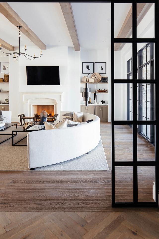 Beautiful Homes of Instagram: New Desert Home #allwhiteroom