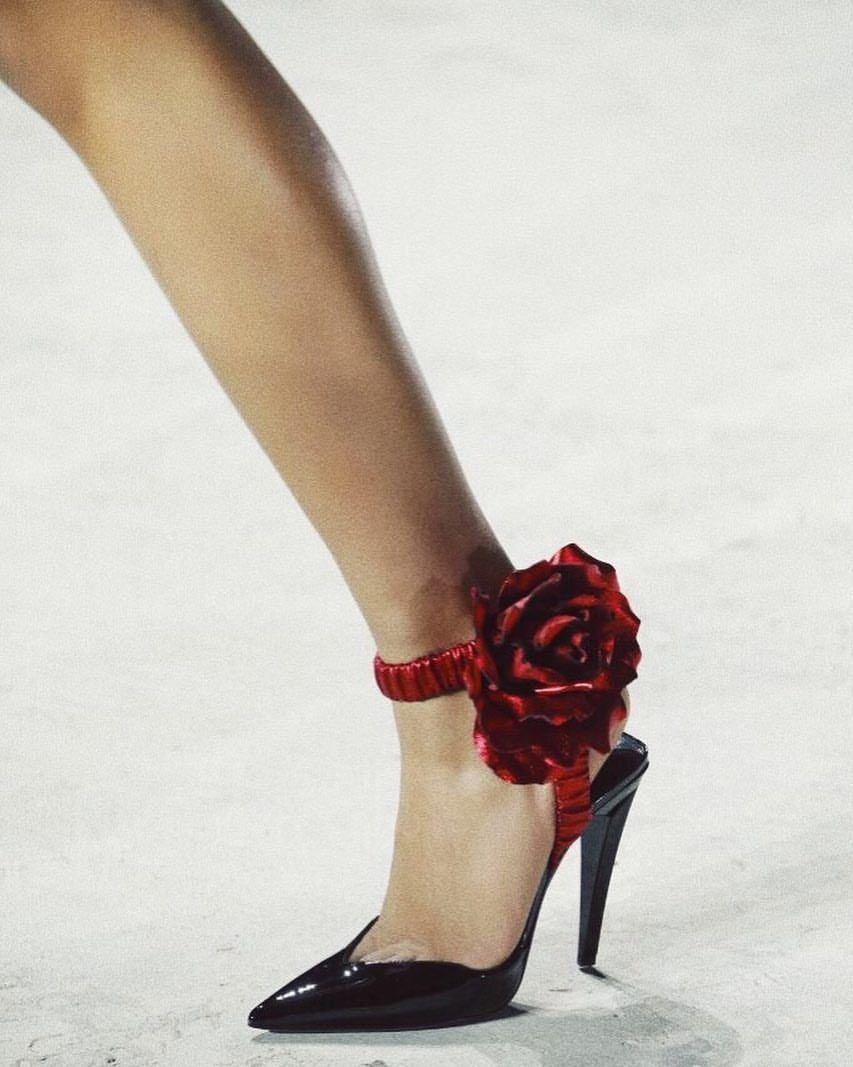 Brak Dostepnego Opisu Zdjecia Heels Saint Laurent Stiletto Heels