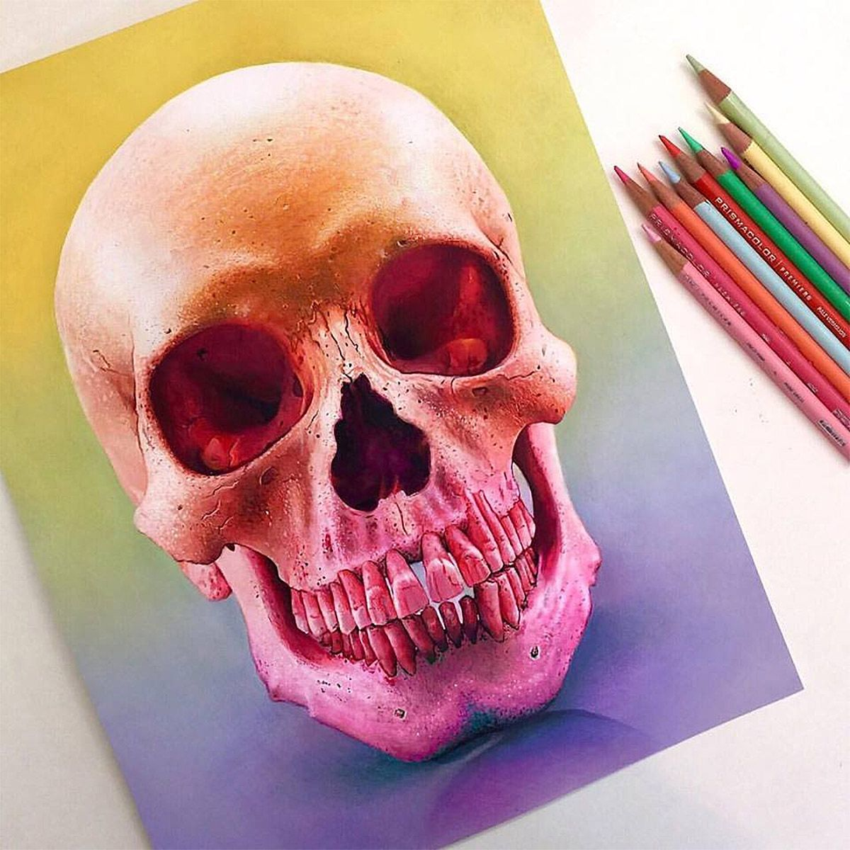 Beautiful Drawings By American Illustrator Morgan Davidson My Work Is Mostly Drawn In Colo Color Pencil Drawing Color Pencil Illustration Pencil Illustration