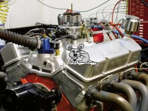 For a 5 3L LS Small Block Build, we've discused Danger Mouse