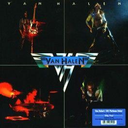 Van Halen Van Halen LP Vinil 180gr Warner Records Bernie Grundman Studios Remasterização AAA 2015 EU - Vinyl Gourmet