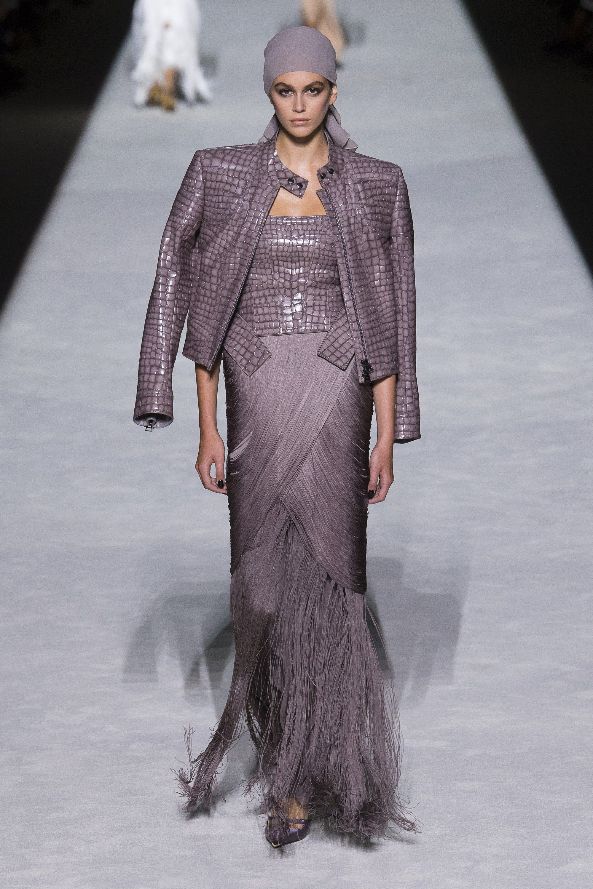 ... NYFW. Inspired by the Hutt Cartel. Tom Ford Spring 2019 Ready-to-Wear  Collection - Vogue 60136f5b1ead