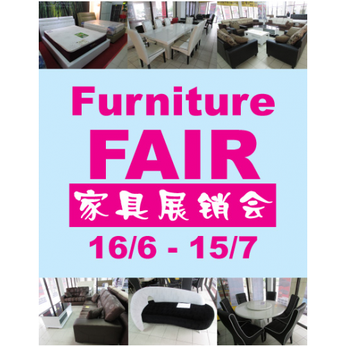 South City Plaza Furniture Fair Seri Kembangan