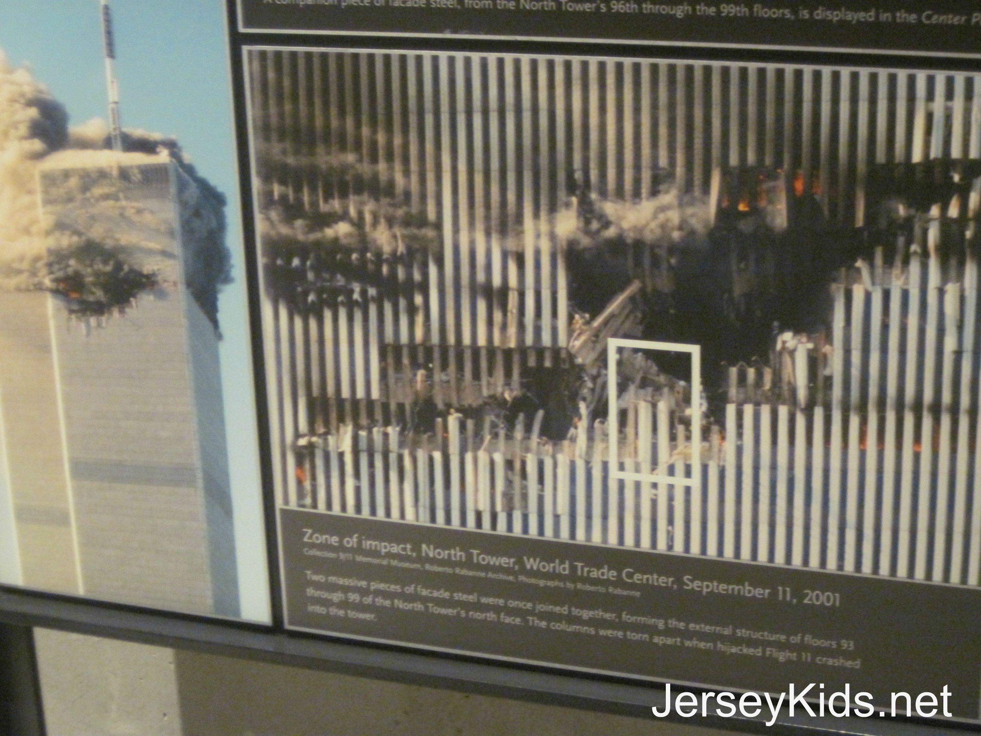 9 11 Memorial Museum Review Should You Take Kids Jersey Kids 911 Museum Museum Memorial Museum