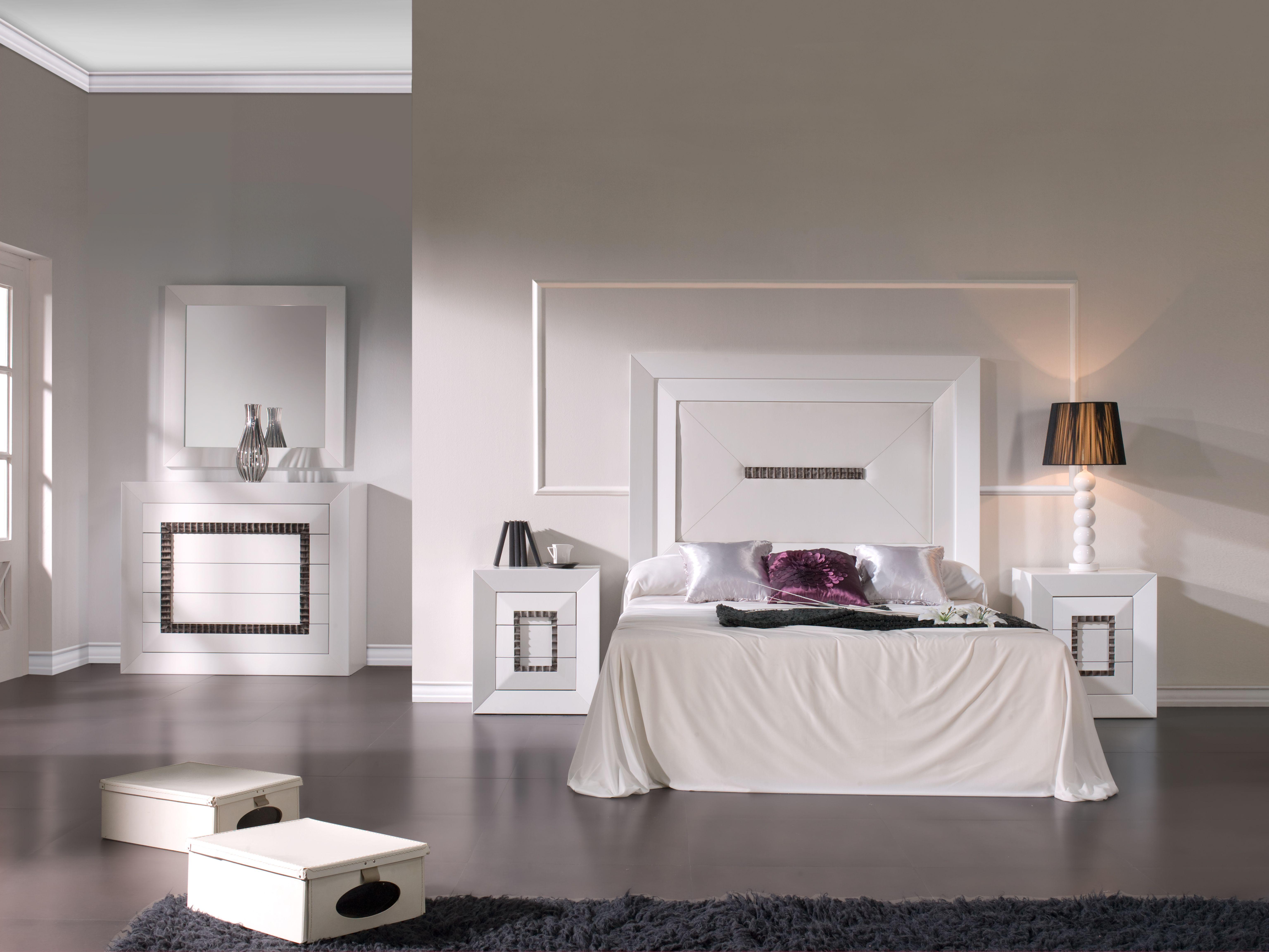 Dormitorio Matrimonio De L Neas Suaves Y Elegantes Home Sweet  # Muebles Compostela Oportunidades