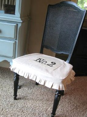 Make This Chair Skirt Tutorial And 45 Best French Spring Party