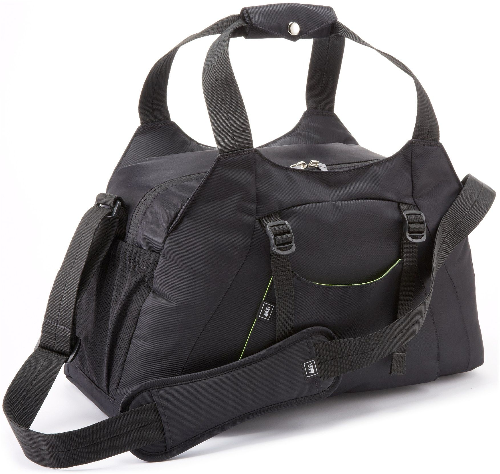 3d15052dd5e2  60 no shoe or yoga pocket. REI Balance Gym Bag