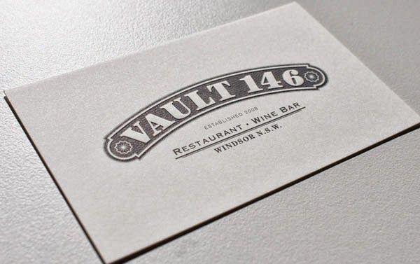 Embossed Business Card Design Business Cards Embossdeboss